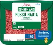 Atria Kunnon Arki Possu-Nauta Jauheliha 400G