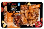 Snacks Wings & Glaze 750g