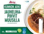 Atria Kunnon Arki Jauhelihapihvit Muusilla 300G