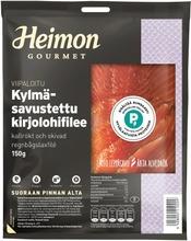 Heimon Gourmet Kylmäsavustettu Kirjolohifile Siivu 150G