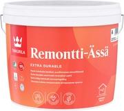 Tikkurila Remontti-Ässä Remonttimaali 2,7L A Valkoinen Sävytettävissä Puolihimmeä