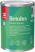 Tikkurila Betolux Lattiamaali 0,9L A Valkoinen Sävytettävissä Kiiltävä