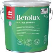 Tikkurila Betolux Lattiamaali 2,7L C Vain Sävytykseen Kiiltävä