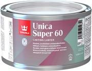 Tikkurila Unica Super 60 Uretaanialkydilakka 0,225L Sävytettävissä Puolikiiltävä
