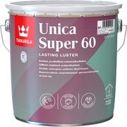 Tikkurila Unica Super 60 Uretaanialkydilakka 2,7L Sävytettävissä Puolikiiltävä