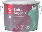 Tikkurila Unica Super 60 9L Puolikiiltävä