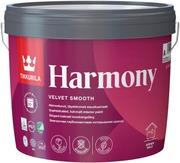 Tikkurila Harmony Sisustusmaali 2,7L A Valkoinen Sävytettävissä Täyshimmeä