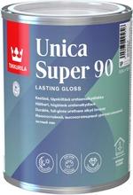 Tikkurila Unica Super 90 Uretaanialkydilakka 0,9L Kiiltävä Sävytettävä