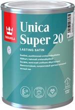 Tikkurila Unica Super 20 Uretaanialkydilakka 0,9L Sävytettävissä Puolihimmeä