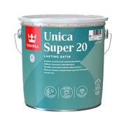 Tikkurila Unica Super 20 Uretaanialkydilakka 2,7L Sävytettävissä Puolihimmeä
