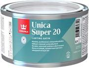 Tikkurila Unica Super 20 Uretaanialkydilakka 0,225L Sävytettävissä Puolihimmeä