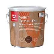 Tikkurila Valtti Kaluste- Ja Terassiöljy 2,7L Ruskea Ulkokäyttöön