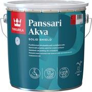 Tikkurila Panssari Akva Akrylaattimaali Metallipinnoille 2,7L A Valkoinen Sävytettävissä Puolihimmeä