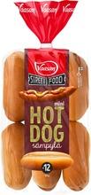 Vaasan Mini Hot Dog Bu...