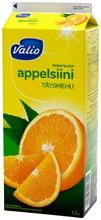 Valio Appelsiinitäysmehu 1,5 L Perinteinen