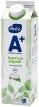 Valio A  Luonnonjogurtti 1 Kg Rasvaton Laktoositon
