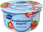 Valio Kreikkalainen Jogurtti 150 G Mansikka Laktoositon