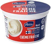Valio Hyvä suomalainen Arki crème fraîche 12 % 180 g laktoositon