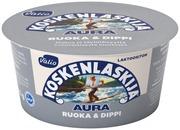 Valio Koskenlaskija Ruoka & Dippi E125 G Aura Laktoositon