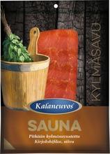 Kalaneuvos Kylmäsavukirjolohifileesiivu 100 G Sauna Vak