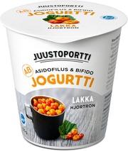 Juustoportti Ab-Jogurtti 150 G Lakka