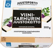 Juustoportti Viinitarhurin Juustokeitto 300 G Laktoositon Gluteeniton