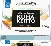 Juustoportti Täyteläinen Kuhakeitto 300G Laktoositon, Gluteeniton