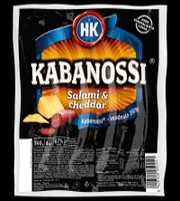 Hk Kabanossi® Salami & Cheddar 360 G