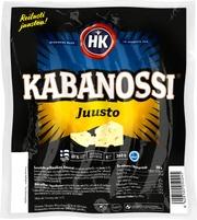 Hk Kabanossi® Juusto 360 G
