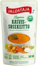 Jalostaja 550Ml Luomu Kasvissosekeitto