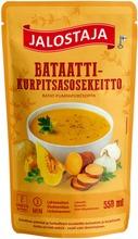 Jalostaja Bataatti-Kurpitsasosekeitto 550Ml
