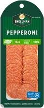 Snellman Pepperoni Viipaloitu 100G