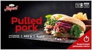 Pouttu Pulled Pork Bbq 450 G Kypsä