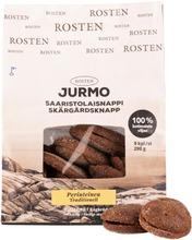 Rosten Jurmo Saaristolaisnappi 9Kpl 290G Ruispalaleipä