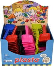 Plasto Hiekkalapio 25 Cm Useita Värejä