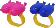 Plasto Delfiini Uima-Apu Pinkki Tai Sininen