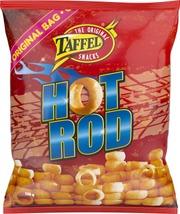 Taffel Hot Rod Maustettu Perunarengas 115G
