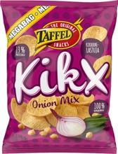 Taffel Kikx Onion Mix Sipuli Maustettu Kikhernelastu 235G