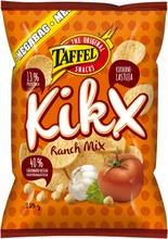 Taffel Kikx Ranch Mix Maustettu Kikhernelastu 235G