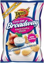 Taffel Broadway Less F...