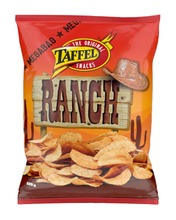 Taffel Ranch Maustettu Perunalastu 325G