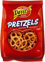 Taffel Pretzels Leivottu Snacks 150G