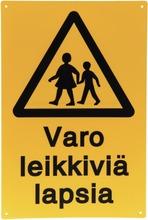 Varo Leikkiviä Lapsia 20X30 Cm