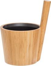 Saunakiulu bambu duo