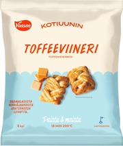 Vaasan Kotiuunin Toffeeviineri 8X60g Pakaste