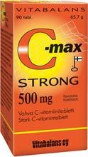 C-Max Strong 500 Mg 90...