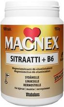 Magnex Sitraatti   B6- Vitamiini 100 Tabl.
