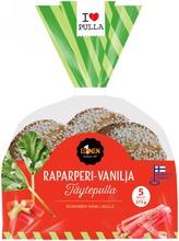 Raparperi-vanilja Täyt...