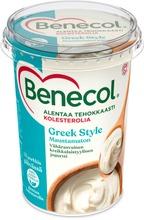 Benecol 450G Greek Style Jogurtti Maustamaton Kolesterolia Alentava