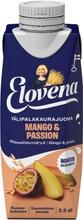 Elovena Välipalakaurajuoma Mango-Passion 2,5 Dl